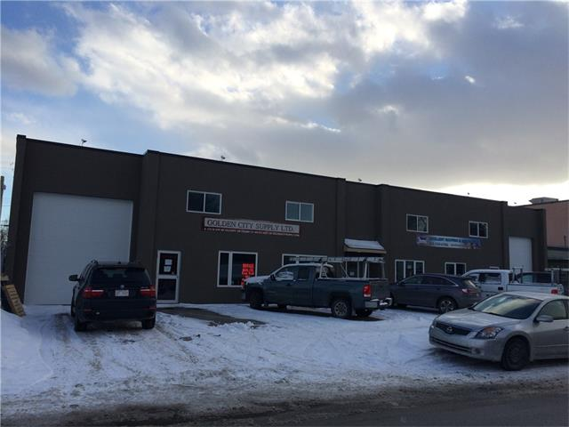 New renovated building in 2016, including torch-on roofing, stucco siding. All new interior including 1700 Sqft office area on 2nd level. 2 Offices/Showrooms on main level for 1100 sqft. 3 washrooms on 2nd level, 1 washroom on main level. Lunch room/meeting room on 2nd level. 9500 Sqft of warehouse area with 18' ceiling. 2 new loading doors in front and 3 loading doors at rear.