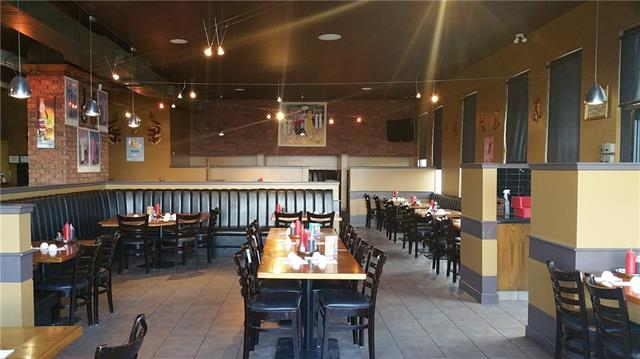 AWESOME LOCATION FOR THIS BUSINESS RESTAURANT FOR SALE IN CALGARY WESTWIND PLAZA ,NEAR MANY SHOPS,SUPERSTORE, BANK & MANY OTHER SPECIALITY MULTI CULTURAL STORES . RESTAURANT FEATURES 100 SEATING & 30 PATIO SEATING , WINDOW ARE LIKE GARAGE STYLE & CAN OPEN DURING SPRING AND SUMMER MONTHS LETTING THE BREEZE IN.PATIO OVER HEATERS TO KEEP IT NICE AND TOASTY DURING THE EVENING ,MAKING IT VERY ENJOYABLE TO CUSTOMERS.INSIDE THERE IS A WELL EQUIPPED BAR WITH A BIG COOLER IN THE BACK MAKING IT EASY TO STALK BEER & LIQOUR . THE KITCHEN IS SPACIOUS & OFFERS A WALK IN FREEZER & COOLER, DISHWASHING AREA IS GOOD SIZE , STAFF BATHROOM IN THE BACK . PREP STATION IS SPERATE FROM KTICHEN CANOPY MAKING IT EASY AND CONVENIENT FOR STAFF.BACK DOOR ACCESS WITH PARKING EASY TO RECIEVE GOODS . AMPLE PARKING IS AROUND THE PROPERTY. CALL  TO VIEW THIS TURN KEY BUSINESS , CHANGE OF MENU IS POSSIBLE AS LONG AS LANDLORD APPROVES . GREAT FOR LARGE BAR AND LOUNDGE . PLEASE CALL LISTER FOR ALL SHOWING , DO NOT APPROACH STAFF DIRECTY.