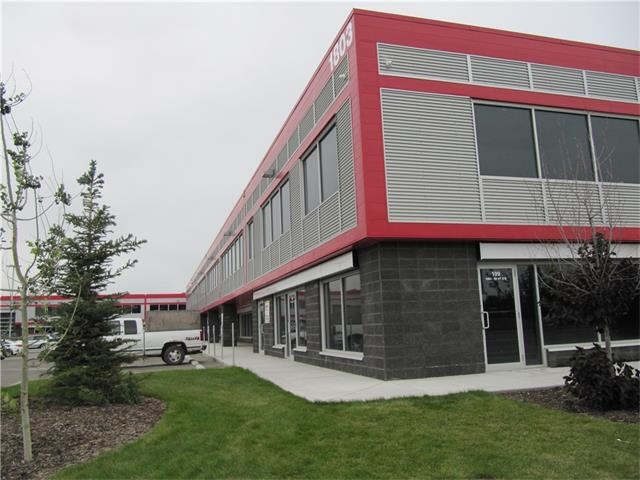 2885 ft2 total space consisting of approx 885 ft2 office area (3 rooms) and washroom, and approx 2000 ft of warehouse space. One drive-in overhead door 14ft high by 12 ft wide. Natural light into the warehouse and oil separator floor drains. Office area in air conditioned. Zoned I-C and is located close to Stoney Trail and 17th Ave SE. Space is offered at $9.00 per ft2 and Opcosts are $4.00 per ft2 currently. $3125.42 per month plus GST and utilities (all utilities billed directly to the space)