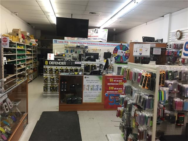 What a great Opportunity !!! Well-established and PROFITABLE store which specializes in MAINLY Repairing & Selling Cell Phone, Tablets, PC, Mac book , computer accessories , software , system updates , Laptops and any related devices, VIRUS REMOVAL and much more . Daily sales over $1,000 in repairs only , plus miscellaneous. Current owner over 5 years. Don