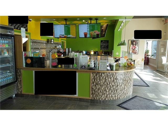 Rare Food business opportunity located adjacent to fitness gym. This business was created in April ,2016 and was designed to offer healthy foods( salads,wraps ,soups & sandwiches) , healthy  fruit & vegetable smoothies to fitness buffs, bodybuilders, and people conscious of eating healthy foods. Monthly gross income between $20-$22k. With a monthly net income ranges from $ 5000-$6000/month. Business works with personal trainers to customize food plans for clients. The list price is below Original cost of Equipment & Leaseholds.  NOTE: Location is not actual.