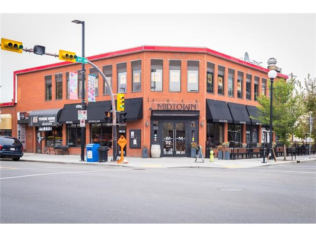 KENSINGTON opportunity for Single user to occupy the whole 2nd floor, approximately 3,850 square feet.  Exterior signage maybe possible.   Excellent for Professional Office. One parking stall included. Great Corner exposure to busy 10th Street and 2nd Ave N.W.. Minutes to LRT and Downtown.