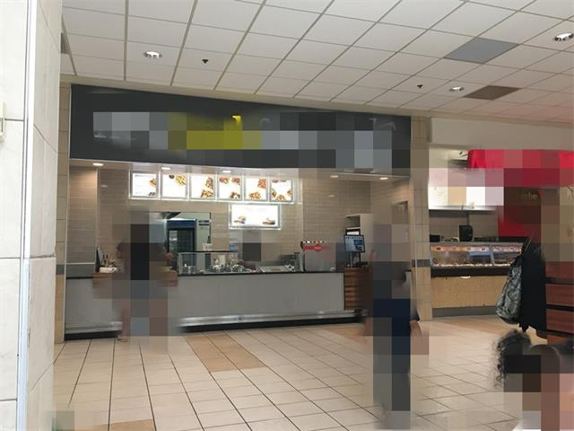 Excellent family operation Franchise fast food in Marlborough mall. This business is very busy and profitable, low Franchise fee only 6%. Lease has 2 years remaining plus 10 years renewal option. Turn key and easy operation, excellent conditions. Seller will provides full training. Please do not approach staff or owner. All showing by appointment only .