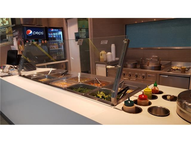 Amazing opportunity to own a very profitable and established Fast Food franchise in major shopping mall in NE Calgary. Gross sales over $700k per year. Established and stable for and is very busy in a PRIME shopping mall. Extremely easy to run and manage with low franchise fees. Please call today for more details.