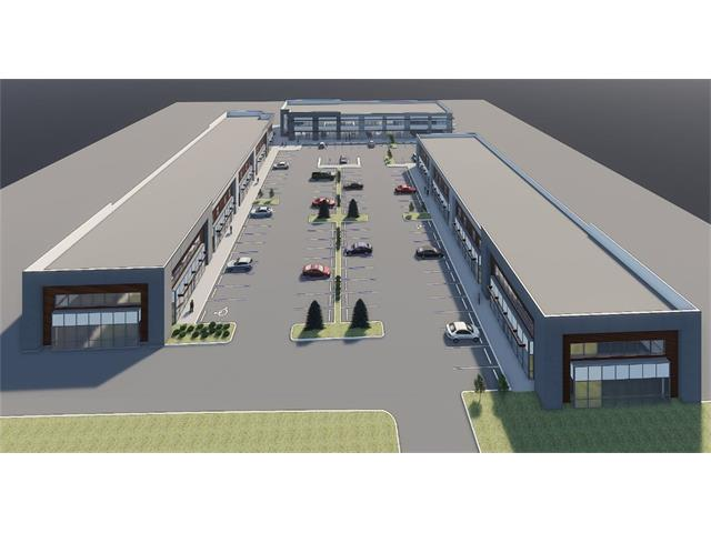 Now Pre Selling 1350 square feet Industrial Condo Bays based I2 zoning. Ideal for personal office, light manufacturing.