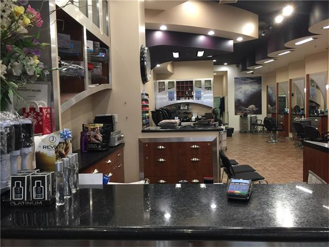 Excellent salon and spa business on sale now. This profitable business provide high quality head to toes beauty service (unisex hair cut, hair colour, makeup, skin care, nail care, body hair removal, tinting, aroma therapy massage, and etc.) in a relexing spa atmosohere. It is an great opportunity to have your beauty business in a Calgary major mall (Sunridge mall).Sunridge mall is one of the most busy mall in Calgary due to easy access to main roads and public transportation. Please DO NOT approach staff directly. For tours and further information, please contact the listing agent. All the tours are by appointment only.