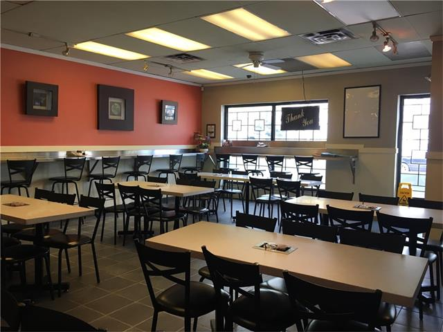 14 Years in same location. Well-known Chinese & Western cuisine, currently serving Breakfast & Lunch only. Features full commercial kitchen with walk-in freezer & cooler. 2000 sf with 56 seating. Dine in take out and catering, open 5 days per/week. Great opportunity for family business. New owner can be change to a new concept such as: Pizza, Indian, Korean or Western foods ect....Rent is $3008.00 per/m included op cost & water. Lease has 1 1/2 year left plus renewal option. Please do not approach staff . All tours by appointment only. Thanks !