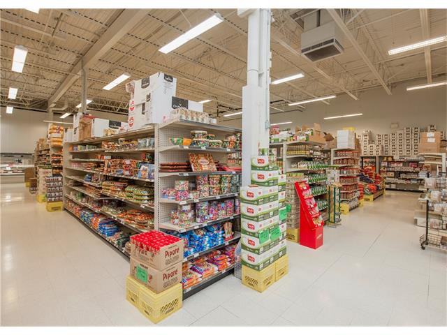 Well known and well established large grocery store located in Calgary showing sales of approximately $12 million for 2017/2018 and increasing. This highly profitable business has a retail space of 20 000 sq ft where rent is reasonable. It currently employs 30 (full and part time). The stock is valued at $1.5 million (more or less) at cost. It is not included in the asking price. $3,500,000 available pre-approved business loan financing by a banking institution to a pre-approved purchaser. Documentation will be provided to inquirers proving a $3 million net worth to the listing realtor.