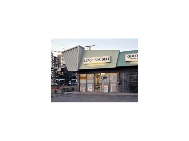 Fast Food Deli Business located in 58 Ave SW. Family business concept. Working Monday to Friday only but you can open over the weekends if you want. 756 sq.ft. Monthly rent $1,260. plus operating cost. Current lease until September of 2019. Commercial canopy in the kitchen so that you can add and cook more menu items. Please do not approach the staff without the appointment. Please contact the lister for more details. Be your own boss!!