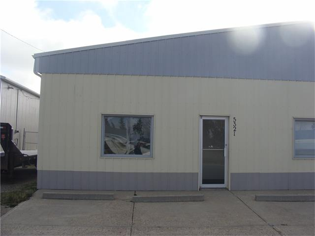 Great location with two offices, (or one office and Reception Area/Show Room), as well as a Shop/Storage Area in the rear, makes this a workable solution for any type of business, with over 1200 sq. ft. of useable space. Off street parking in front of your door, with good exposure.  Floors are polished and the space is ready to go.  NOTE; THE LISTING REALTOR IS THE OWNER OF THE BUILDING SPACE.