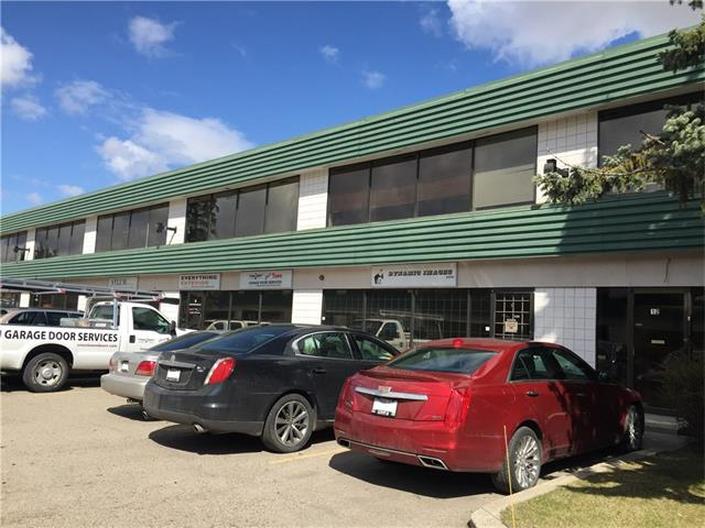 Great Opportunity for an owner user to purchase a small bay for their business in a great location. Condo Plan shows size of 1,667 Sq. Feet. Architect drawings show size of 1,720 Sq.Feet, made up of approximately 910 Sq.Feet of main floor office and 810 Sq.Feet of warehouse. There is also 480 Sq.Feet of Mezzanine office space and 280 Sq.Feet of mezzanine storage. Owner willing to look at Lease to Own options as well.