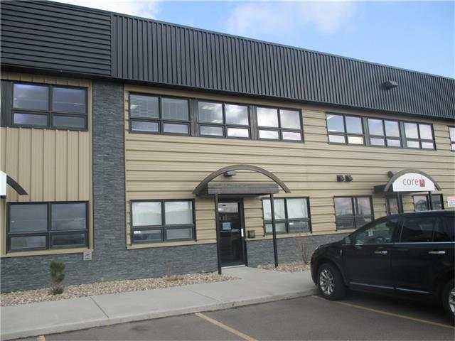 Pride of ownership here in the 1,500 SF (750 SF on main and 750 SF on second floor) with 400 SF warehouse in Shepard Industrial Park.  Easy access to Stoney, Deerfoot and Glenmore trails.  Air exchange in warehouse.  Office space could be split (separate entrances).  3 parking stall in front and room for 2 to park behind the bay.  Large marshaling area.