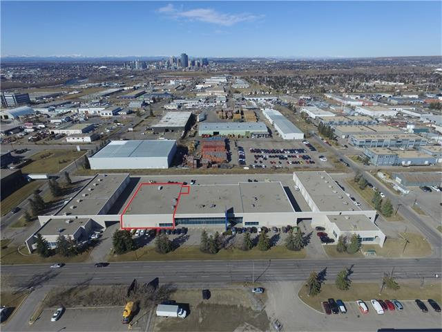 Rare medium size condominium purchase opportunity in Central NE.  Over 3,000sf of well appointed existing office space built-out with over 7,000sf of warehouse.  Close proximity to several amenities and Marlborough LRT.  10 minute drive to downtown Calgary.  Easy access to Barlow Tr, Memorial Dr, Deerfoot Tr and the Trans Canada Highway.