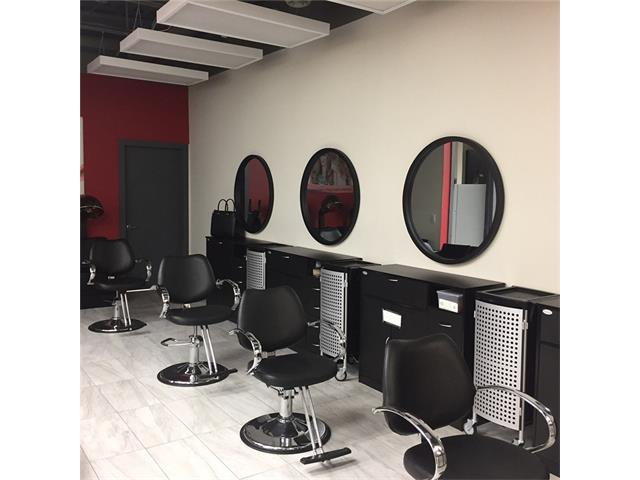 Turn Key Opportunity, Hair/Beauty Supply & Saloon (business 4SALE) Excellent location in SW. Beauty supply store in front portion, running for last 2 years approx and Saloon at back, with all brand new equipment & furniture,  waiting for your amazing ideas. Rent is $5600 including utilities. Storage rooms, small office, washroom and staff kitchen area professionally done. Please call your favorite realtor now. DONT MISS !!