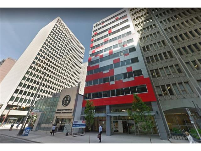 A very unique opportunity to own this BRAND NEW office property at the BEST location in Downtown core area of Calgary. One block from C-Train station. Total of 11 Units on multiple floors are available for sale together in one package($13.9M) or separately($1.2M-$1.3M). Each unit is individually titled. There's a fitness facility in the building. Close proximity to the Courts Centre and all major towers in Downtown. Connected directly to the convenient, secure Plus 15 pedestrian skyway system with 83 bridges and 14 km of walkways. The building naming rights are also available for sale . Act NOW and plan for next boom!