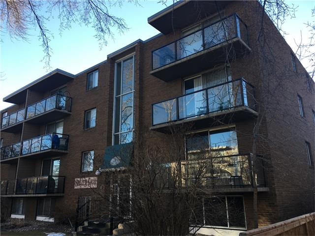 Great 23 unit professionally managed apartment building. Individually metered. Minutes to Calgary downtown (Edmonton Trail, Memorial Drive, 16 Ave NE) . 1 BR x 15, 2 BR x 8 and 26 parking stalls. Concrete construction with brick and stucco facade. Call listing agent for CA and rent roll. Please do not disturb tenants or resident manager.