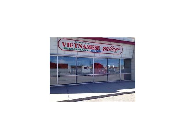 Current Owner has operated this restaurant for 10 years now and has other business interest now. Excellent location for this Vietnamese Restaurant located in the Commercial Plaza in Foothills Industrial Park with plenty of parking stall .Very good lunch & dinner business, steady regular customers from the various industrial warehouse and manufacturing plants and worker from nearby office , (Stock Extra Cost) All viewing by appointment Please do not approach the staff Thank -You for your co-operation