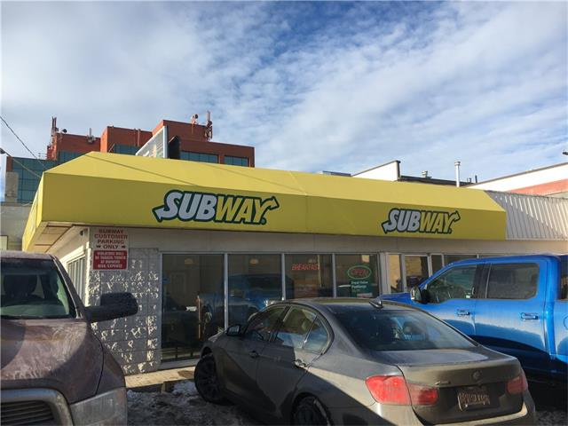 EXCELLENT  OPPORTUNITY TO OWN A  FAMOUS SUBWAY FRANCHISE RESTAURANT AT A LOW PRICE.