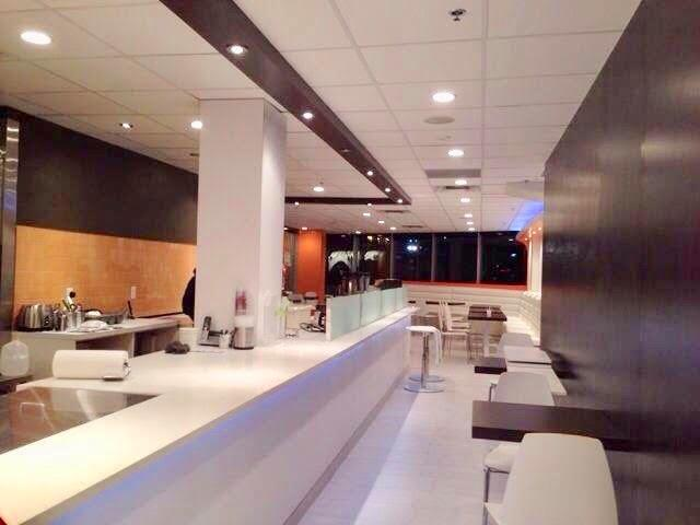 One of the most popular Non Franchise  Local Brand  License Trade name  businesses serving Popular Asian Specialty Bubble Tea and other popular snacks & desert with Six  location in Calgary and Two in Edmonton with stores opening in Saskatoon Sask in spring 2018 .Well maintained 40  seat Café with commercial type kitchen. Located in well-established popular Chinatown Commercial Shopping Mall open seven days a week with steady clients and good foot traffic from the local Senior High School up the center street bridge in Crescent Heights Community lots  staff and students plus neighborhood customers and downtown office building worker?s  All viewing by appointment only Please do not approach the staff Thank -You