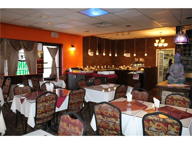Excellent Opportunity To Own Your Own Restaurant Business With A Great Location.Restaurant Business Is Very Easy To Operate And With Minimum Hrs Of Operation ( 11.30 To 2.00 Pm Than 5.00 To 10.00 Pm ).Very Good Sales With The Gross Of $ 350000 Plus. It's A Great Location And Busy Strip Mall.Excellent Condition From Inside.New Outside Signs. Please Do Not Approach Owner Or Staff And Pl Must Confirm The Appointment For All Showings. Confidential Agreement Need To get Signed Before We Release Any Information.