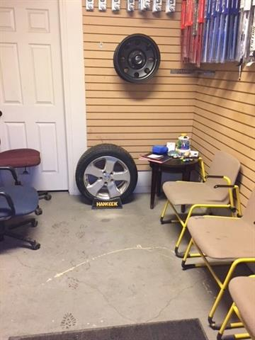 Excellent opportunity to own this lucrative Auto business. Well maintained and striving full service Automotive business with 2  hoists,  tire machine, electronic scanner tool, electronic balancer , tire changer and more! Gracious space with mezzanine, office, powder room and waiting area.  Lots of parking ! Business has established a wide range of clientele. Great lease of $2,100 per mth/ Insurance $210.00 per mth/ Phone & internet per mth $69.00/ Utilities $170.00 per mth/. (internet, phone and utilities are approximate per month)