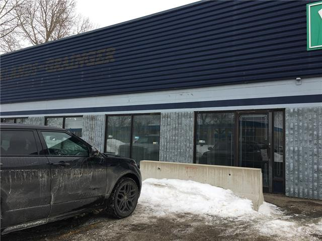 Recently renovated 2000 sq,ft. space for lease. Office /warehouse provides options for variety of small business users. Immediate occupancy available. Easy access to Glenmore , Barlow and Deerfoot Tr ....Very good location.