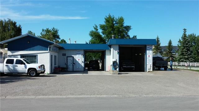 * BUSY CAR WASH RIGHT ON HWY 2A    * 3 CAR WASH BAYS(1 CAR, 1 TRUCK, 1 OUTSIDE), 1 DETAILING BAY    * LOT SIZE: 11,484 sqft    * TOWN POPULATION: 9,184    * OLDS IS A MAIN BENEFICIARY OF THE CANNABIS PROJECTS