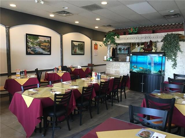 Great opportunity to own this profitable Vietnamese Restaurant in Downtown Airdrie . 1215 sq,ft. 35 seating . Nicely decoration, fully equipped, good location. Rent payment is $3300 per/mo includes op cost and electricity. Buyer can be converted to other food services subject to landlord approval. Lots of parking spaces. Please call me for more details and please do not disturb staff, tour by appointment only. Thanks !
