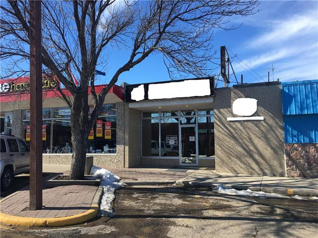 Golden opportunity ! Around one hour drive from Calgary town of Vulcan AB. Price including Land, Building and Business. 2500 sq,ft. Fully equipped, 70 seating, fully license, serving all day breakfast, lunch and diner. Same owner in business over 20 years. Turn key and excellent for family operation. All viewing appointment only, please do not approach staff. Thanks !