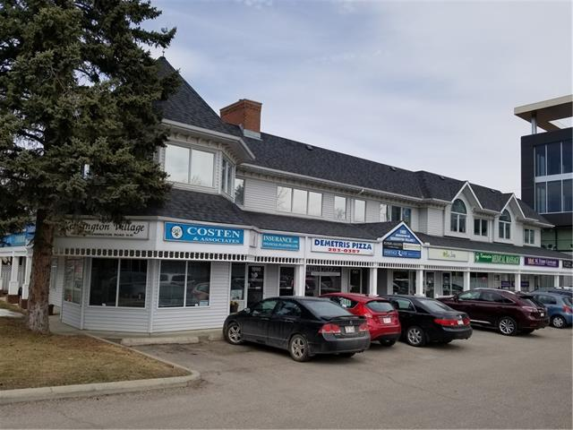 Excellent location on this end unit with abundance of light. Attractive building and excellent build out. 972 sq. ft with unassigned parking for 26 cars. Presently an insurance office. Air conditioned and self contained for utility.