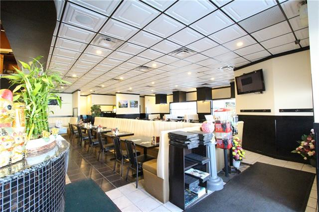 GREAT LOCATION, Steady Business for sale on MACLEOD TRAIL SW .AWESOME FOR ANYONE . MODERN  Clean DECORS FEATURING 8HOOD EXHAUST FAN IN DINNING AREA.AWESOME FOR Mongolian Grill OR Korean Food. SEATING 100 w/ full equipped COMMERCIAL KITCHEN, SPACIOUS BACK WITH WALK IN FREEZER AND COOLER. Party Private room available for use as well. Many Condos and Residential and  hotel businesses around bringing in REGULAR AND NEW FOOT TRAFFIC. GOOD PRICE POTENTIAL TO OWN A BUSINESS NOW . ALL APPOINTMENTS ARE TO BE BOOKED THROUGH  REALTORS . DO NOT GO DIRECT . THANKS