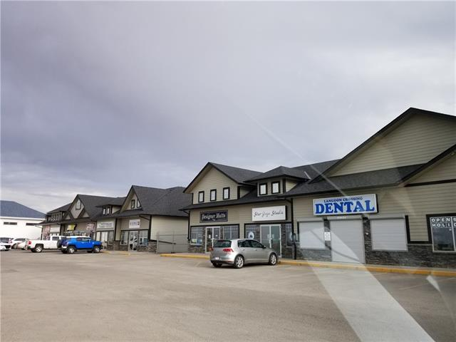 What a great opportunity to be your own landlord at this high exposure strip mall. The complex was built in 2006 and is 1,033 sqft. Call today for more details.