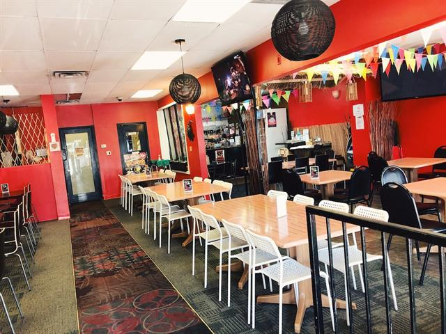 Here it is a great Filipino Restaurants located in a busy strip mall NE. Lots of parking space. Perfect setup, 2400+sq.ft. 60 seating, fully equipped. Lots of take-out lunch and dinner. Rent payment is $6000 included op cost. Lease has 2.5 years left plus option to renewal. Turnkey operation! It could be change to other food service by landlord approval. All viewing by appointment only, please do not approach staff. Thanks!