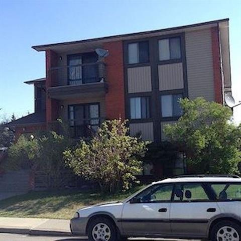 10 suites in the heart of Bowness.  3 - 1BR  7 - 2BR. Secured cantilevered parking. All suites have a balcony or a patio.  Good location close to U of C , Foothills Hospital, Alberta Children's Hospital, Market Mall
