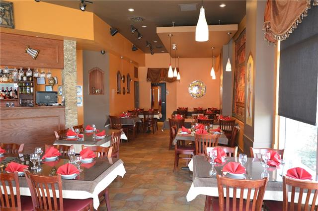 Very profitable 60 Seat, East Indian Restaurant in fast growing community of Okotoks in a very busy strip mall with lots of parking. Very well maintained, great ambiance with full commercial kitchen. Great exposure right off Main Street and very close to Walmart. 4.5 OUT OF 5 Google reviews. Price is for business only, does not include Inventory. Lease including operating cost is $6200 per month. Please do not approach staff as this is a running restaurant. Any viewings/ Tours must be scheduled. For all further questions or to schedule showing please contact listing REALTOR.