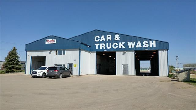 * WELL MAINTAINED CAR & TRUCK WASH    * 5 WAND WASH BAYS, 2 LARGE TANDEM TRUCK BAYS 110 FEET LONG    * LIVING QUARTERS UPSTAIRS    * LOT SIZE: 1.6 ACRES    * BUILDING SIZE: 11,100 sqft    * BUILT IN 2003    * TOWN POPULATION: 12,728