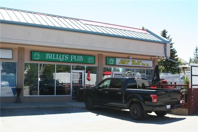 This is an asset sale of business and equipment. Presently operating as Billy,s pub. 2204 sq ft with an outdoor patio. Lease in place until June,30th 2022 at attractive rate. Upgrades completed in the past year,painting,upholstering fixtures, etc. No VLT,s at present.