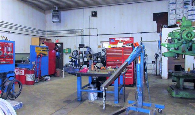 RETIREMENT SALE**ATTENTION** Welders and Machinists -- Golden opportunity!! to buy an established welding, fabricating and machining shop. Positive cash flow !! HUGE client base !! Service area reaches from Rocky Mountain House to Cochrane. Fully equipped and set up to run efficiently. Reliable employees. Adjacent lot is used for storage and parking. The building has 2 bays completely outfitted with equipment and materials to finish the Big jobs. There is a private office, 2 washrooms and a mezzanine. Chain link fenced back yard houses extra materials plus a covered c-can hydraulic shop and extra storage. This business is dedicated to satisfying clients in the oil and gas industry, lumber mills, forestry, constriction and aggregate agriculture and general repairs. It offers a variety of services including a mobile shop so that work is completed right on job site. In-house design and fabricating service -- no job is too big or too small. Vendor will lease with option to buy or sell as a whole package.