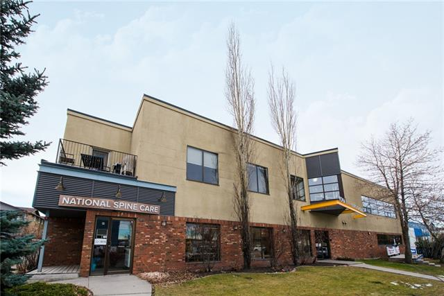 Fantastic opportunity for owner user or investor to purchase an inner city office building with exceptional future development potential.  Total building size is 21,196 SF and the main floor is fully leased to stable long term tenants.  2nd floor is 10,500 SF of high end creative office space available vacant for an owner user and can easily be multi tenanted to 6,500 SF and 4,000 SF.  2nd floor is also available for lease.  Exceptional inner city parking ratio and only one block to the Sunalta LRT Station.  Rooftop solar panels provide supplementary power to the building.  Incredibly easy access and egress to Bow Trail and Crowchild Trail.  Contact listing agent for detailed brochure.