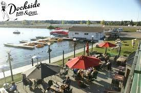 This iconic establishment is just 30 minutes from downtown Calgary. This venue was established in 1979 as the only hospitality lakefront location in the ENTIRE Calgary area! It is a profitable business and comes with 3 VLTs. Parking includes boat slips as patrons arrive by water as well as land! There?s room for growth in the rapidly growing affluent local market. A new owner can ?tweak? the operation and offerings as they see fit as there aren?t any franchise rules or rigid corporate landlords. Google the Dock Side Bar and Grill to see photos of this beautiful facility!  CHECK OUT THE VIRTUAL TOUR ! IMPORTANT - SELLER IS OPEN TO SELL LAND AND BUILDINGS AS WELL - PLEASE CALL CHRIS FOR INFO !