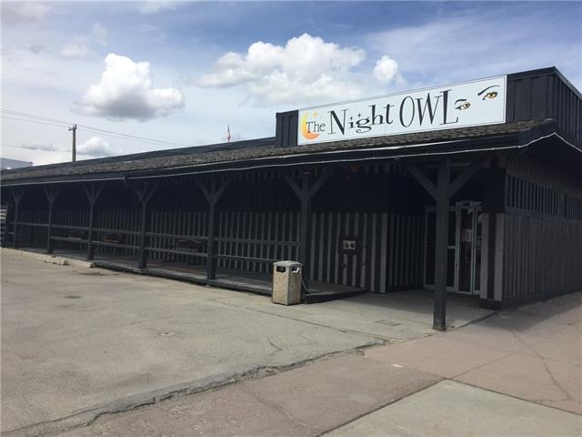 The Night Owl is an operating business with over 20 years history in Uptowne Olds which provides the opportunity to continue  the tradition of a social gathering &  relaxation. Olds is a community on the cusp of major growth with the strength of multiple large cannabis producers emerging with partnerships for cannabis licensed production and retail training at Olds College, an existing pharmaceutical company focusing on new research in medical use for cannabis, the community has proven its support for a developing industry. With legislation anticipated to settle soon for regulating retail, edibles and lounge operations, this location may be an ideal location for transitioning from bar and night club to related activities in highly visible location. Leased space of 8850 sq.ft. includes two serving areas, dance floor, pool table, game area, all furniture & equipment. The space has access the O-Net high speed fiber optic broadband network. Financials require  Buyer Confidentiality Agreement. Call Lister.