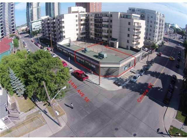 Located in Victoria Park on  the Corner of 14 Ave & Centre St Se  This 2350 Sq Ft Bay Zoned  CCMHX Existing Tenant is Centre Point Grocery Since 1984 This Owner For 4 Years  Lease Expires Jan 31st 2021 Price 899,900 Net Income $62,880 or 7% Return Tenant pays all expenses (Taxes & Condo Fee) Condo Fee in this building includes all Utilities. Entrance to Store on 14 Ave Se. This Spring Vendor applied for,received approval & installed a door facing Centre St. Existing Tenant is willing to shrink space allowing for a Approximately 1,000 Sq ft corner unit to face Centre st & 14 Ave (See Attached Proposal) Building info  The Richmond Condos 100 Unit Residential Condos with underground parking with Approximately  7,000 Sq Ft Commercial Space on Main Fl..With Secure Surface Parking Law firm owner occupies Approximately 50% of commercial space and Balance is Grocery Store Bay & Coin Shop Bay (890 Sq Ft) This Owner.