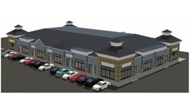 Coming fall of 2019! This brand new to be built commercial project will be available for multiple business uses included in the DC-27-B zoning bylaw. There will be several unit sizes available ranging from 1600 to 2200 sqft and the units can be merged together if larger spaces are required. 8 units will be available For Sale or Lease in Phase 1 and a custom build to suit option is available for the right tenants.