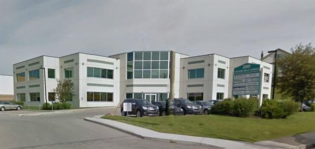 For Sale investment opportunity with 7 years left on lease, Excellent cap rate that goes up; over the lease term, consult Realtor. Some extra revenue management in op costs. Nice clean unit with very solid tenant.  6 parking stalls.  Well funded condo corp, 3rd party managed. Great location.