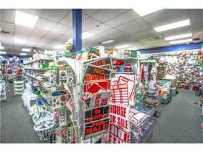 Very Good Dollar store good profit , Semi retire here and still have great potential Across is Tim Horton and seven eleven with tobacco licences steady profit in 2850 sq-feet with great lease owner is been running successful  more then 5years come see for your self .please set appointment for viewing Thanks