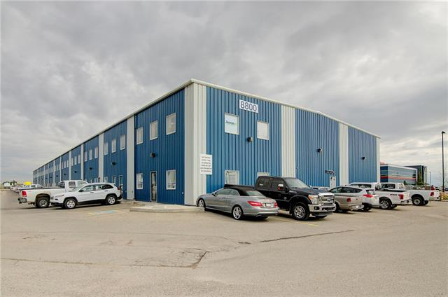 This 2,700 sf Bay is located in Shepard Industrial Park offering access to Stoney Trail via Glenmore Trail to the north and 84th St SE and 114th Ave SE to the south.  The main floor office development is open concept with a kitchenette and washroom with additional 900 sf mezzanine (at NO CHARGE) suitable for storage or future office development.  The shop offers heavy power (200 amp @ 600 volts), overhead radiant heat, a sump as well as a 16' x 16' overhead door.  Ideal for small contractors or warehousing.  A 2,000 sf fenced yard compound may come available within the next 12 months.