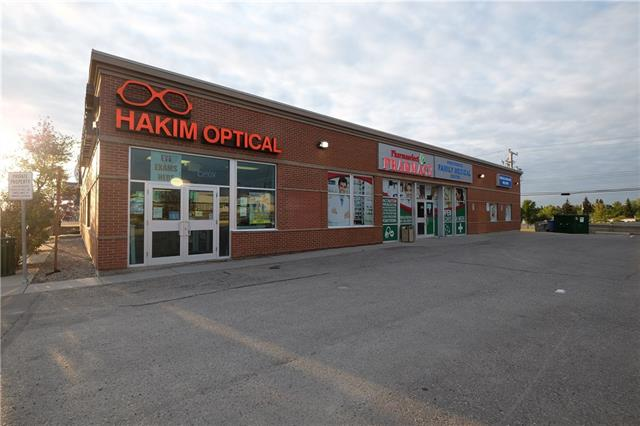 The Subject Property features a multi-tenant, single-storey building that is exceptionally located along 17th Avenue SE, one of the major corridors that provides east/west commuting in and out of the City offering exposure to high volumes of daily traffic.