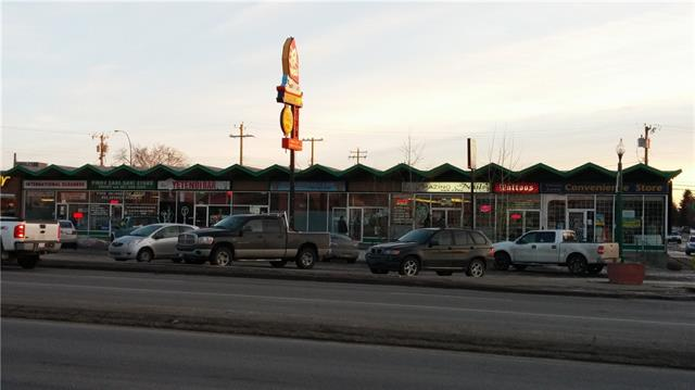 * STRIP MALL AT VERY BUSY LOCATION IN SE CALGARY   * FULLY LEASED TO SIX TENANS    * RENTAL INCOME: $291,000(TRIPLE NET)    * CAP RATE: 6.93%    * BUILDING SIZE: 9,515 sqft    * LOT SIZE: 17,523 sqft