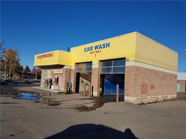 GREAT GAS STATION, CONVENIENCE STORE AND 2 BAY CARWASH AT GOOD LOCATION, CORNER OF THE HIGH TRAFFIC ROAD. EASY OPERATION, GOOD PROFIT, LOTS OF POTENTIAL, GOOD PRICE.