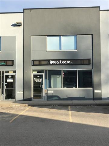 Great warehouse Condo with a total of over 3000 sq ft of warehouse space with large overhead door in rear. Upper floor is developed and at present is rented out for $1295.00  Small office in front, the rest is just dry walled. Upgraded 220 power all to code.